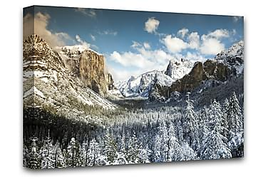 BILDE Yosemite Valley 75x100