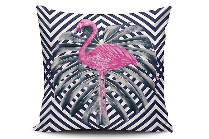 CUSHION LOVE Pute 45x45 Multi - Innendørs - Interiør - Pynteputer & pledd