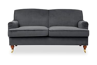 WALLACE 2-seters Sofa Grå