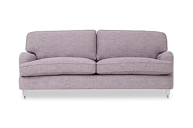 HOWARD LUX 3-seters Sofa Lila