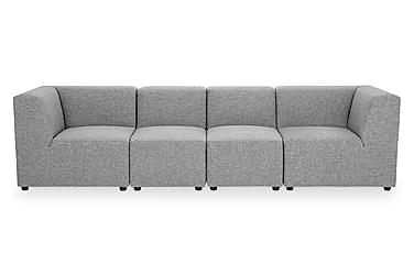 MIRAGE 4-seter Sofa Grå